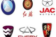 Chinese Car Brands Logo