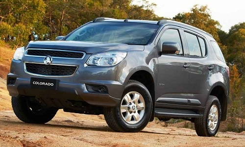 Holden Colorado SUV