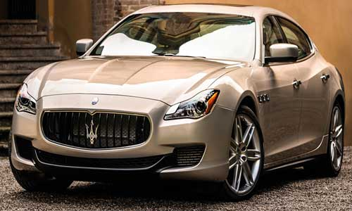 What country makes maserati