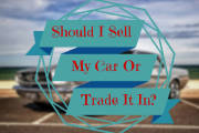 Trade In Vs Selling Car Privately