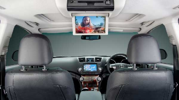Watch Movies In Car