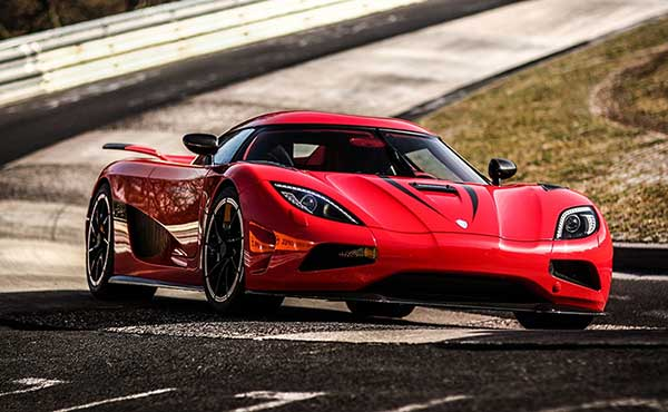 Fastest Car In The World >> Top 10 Fastest Cars In The World List