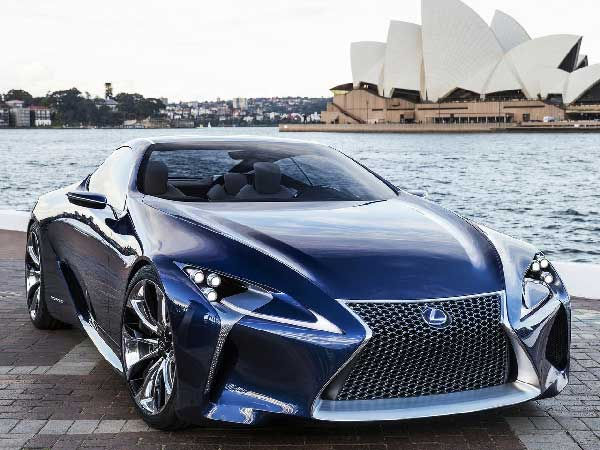 Lexus Logo History Timeline And List Of Latest Models
