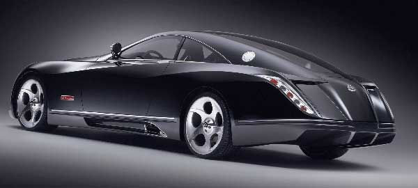 The Best Exotic Car 2014 - Maybach Exelero Review