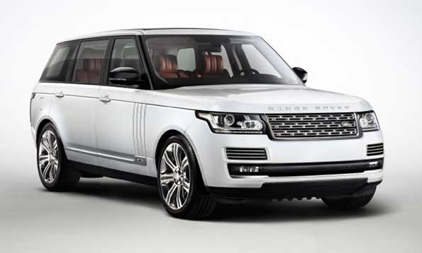 Ultra-Luxury Range Rover