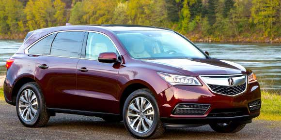 List Of All Cur Acura Car Models 2017 Mdx