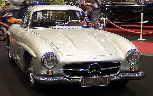 1955-1963 Mercedes-Benz 300SL Gullwing