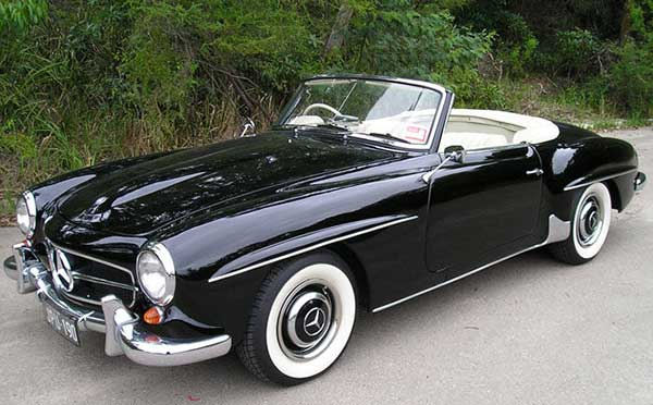 1958 Mercedes-Benz 190 SL Roadster