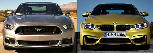 2015 Ford Mustang Review And Comparison