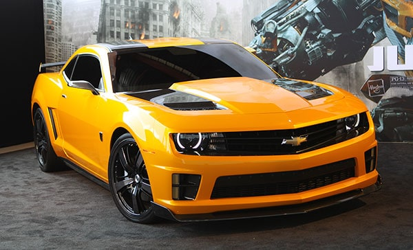 Top Most Awesome Cars That Starred In Action Movies