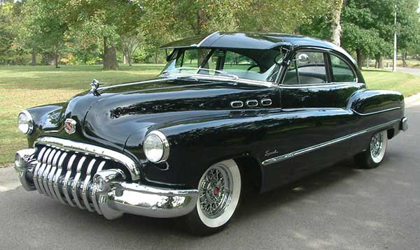 Buick by 1940s
