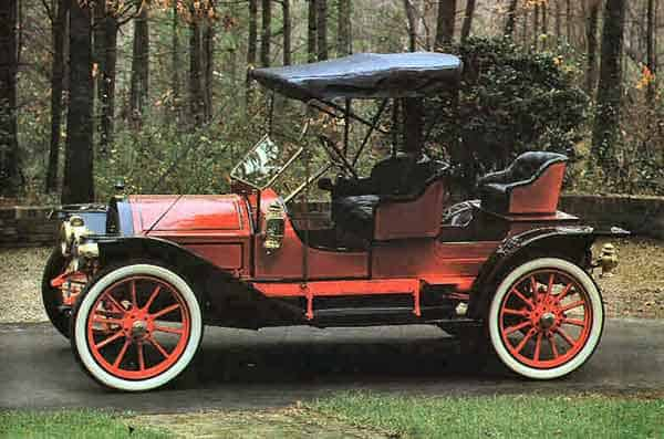 Cadillac Vehicles 1910s
