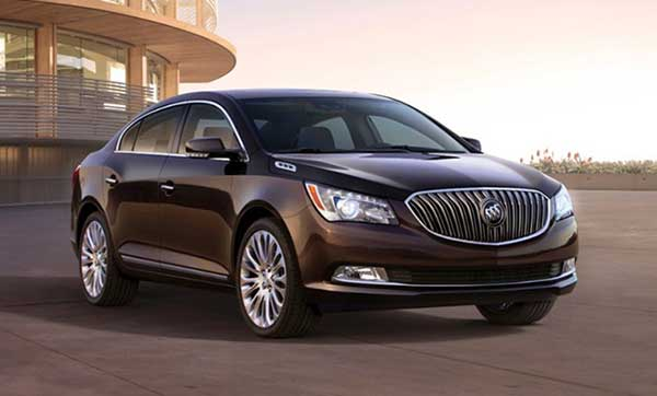 GM's 2015 Buick