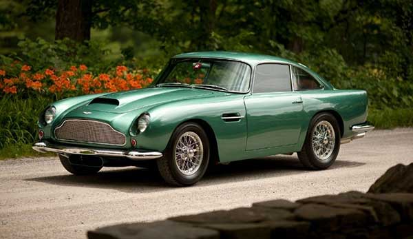 Aston Martin after 1960s