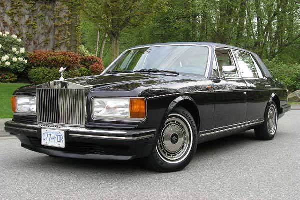 Rolls Royce by 1980s