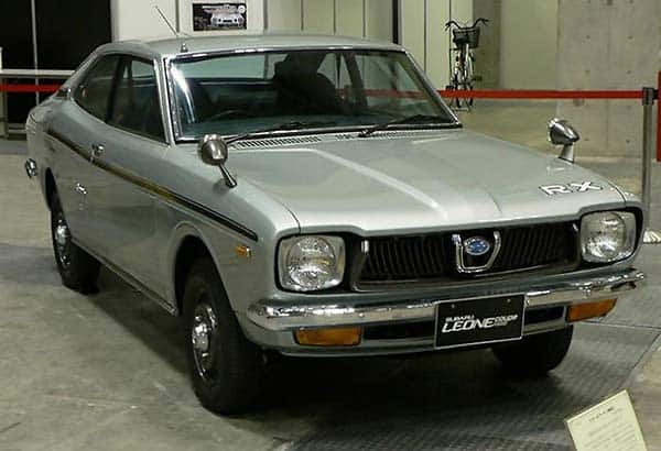 List Of Old Subaru Cars