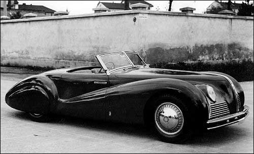 The beginning of the Alfa Romeo history