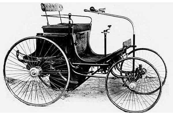 The beginning of the Peugeot history