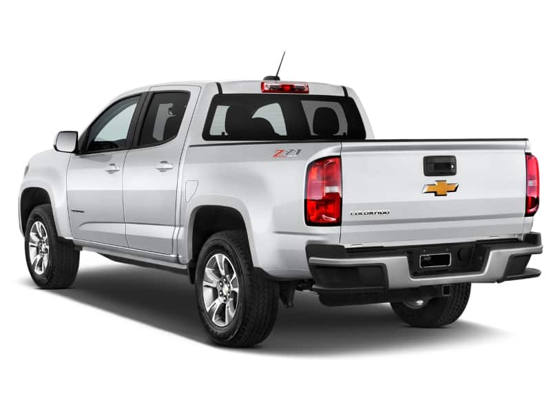 2015 Chevrolet Colorado Exterior