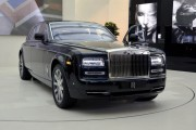 Rolls Royce Phantom Sedan Safety