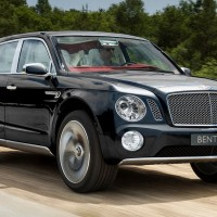 2016 Bentley Bentayga Overview