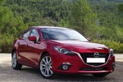 2016 Mazda 3 Overview