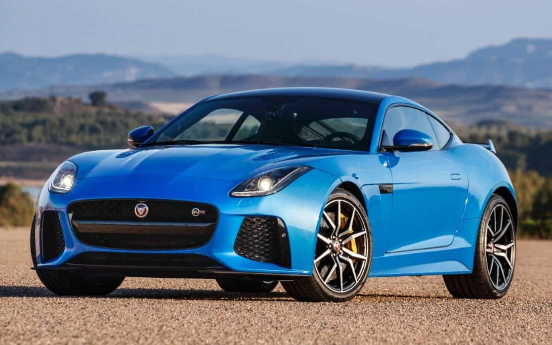2016 jaguar f type svr review global cars brands. Black Bedroom Furniture Sets. Home Design Ideas