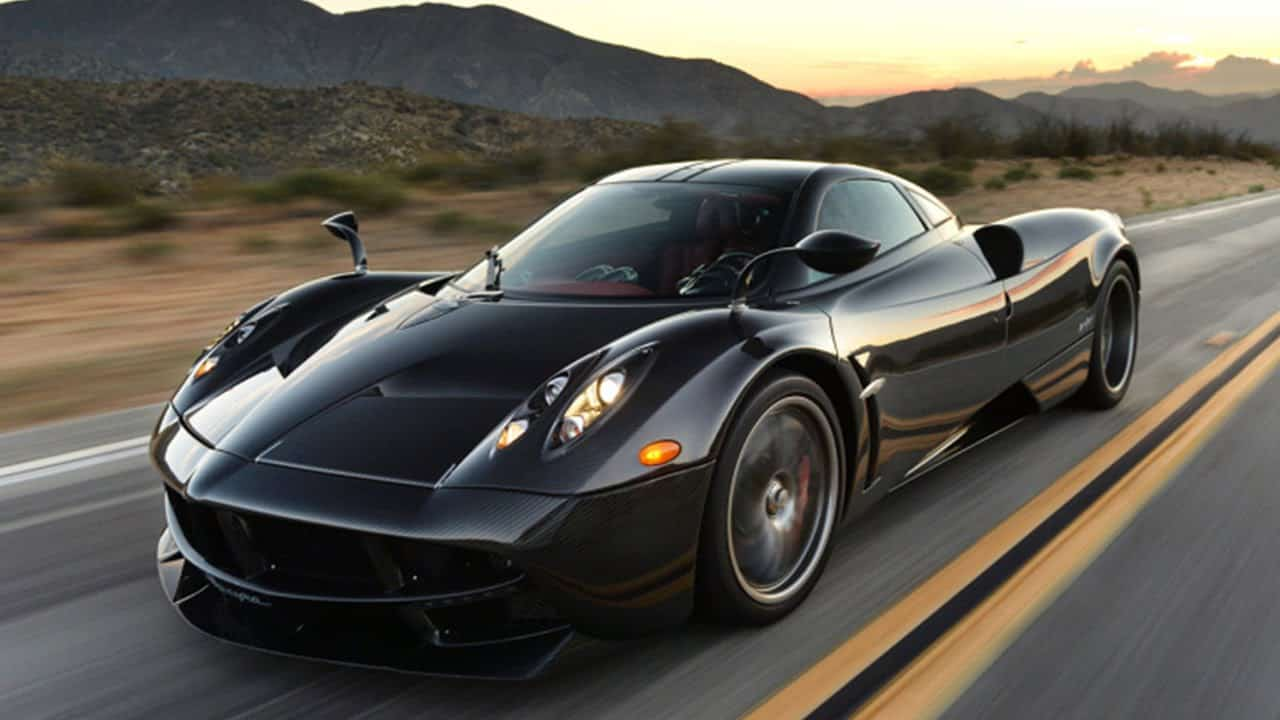 2016 Pagani Huayra Review Global Cars Brands