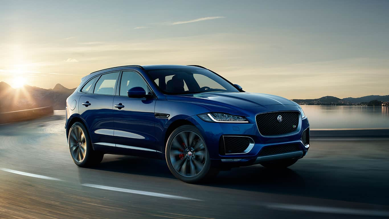 2016 Jaguar F Pace Review