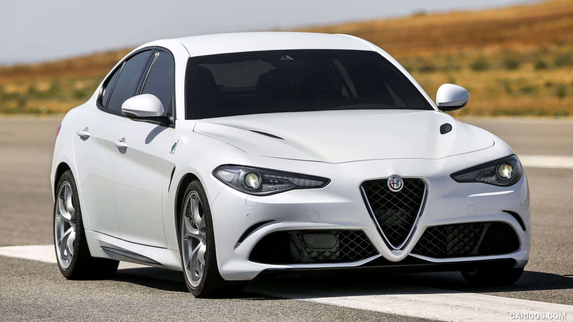 luxury car brands alfa romeo  2016 Alfa Romeo Giulia Review - Global Cars Brands