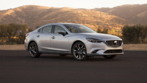 2016 Mazda 6 Overview