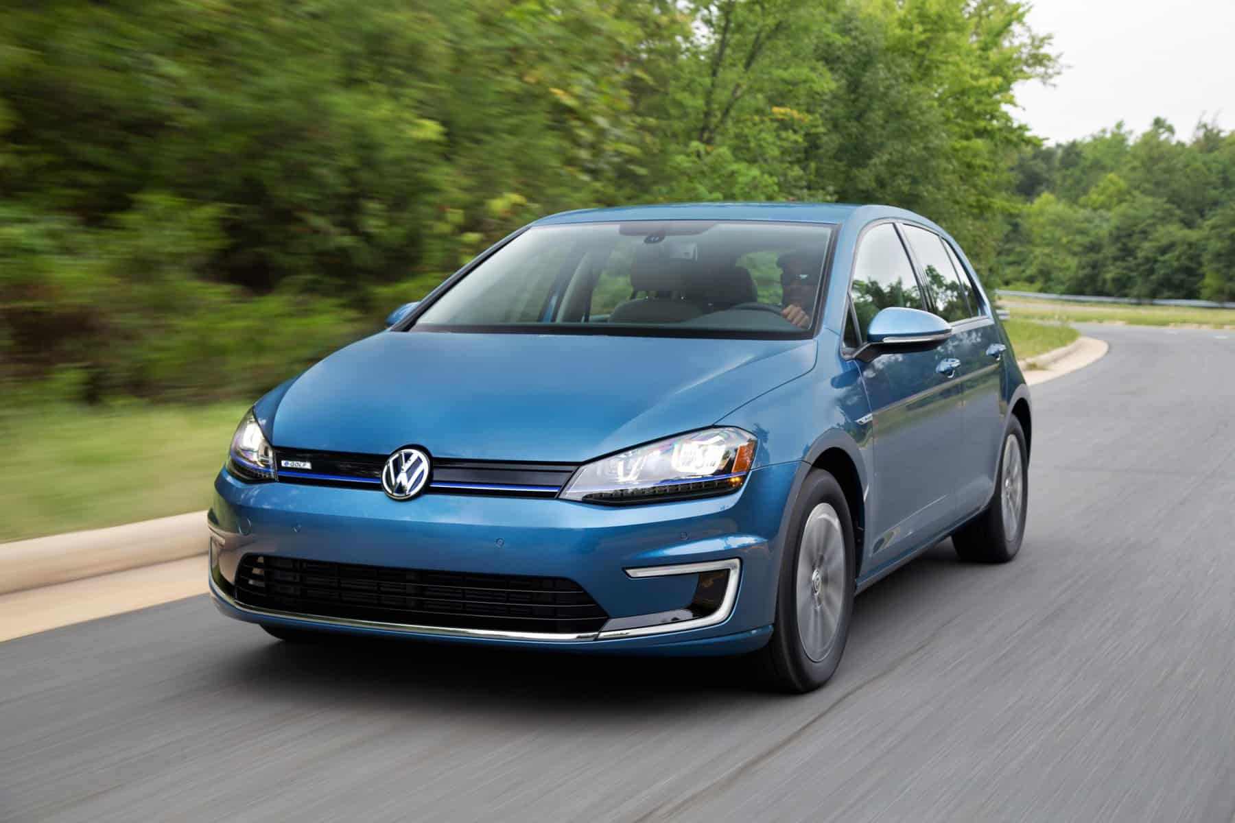 2016 Volkswagen E Golf Review