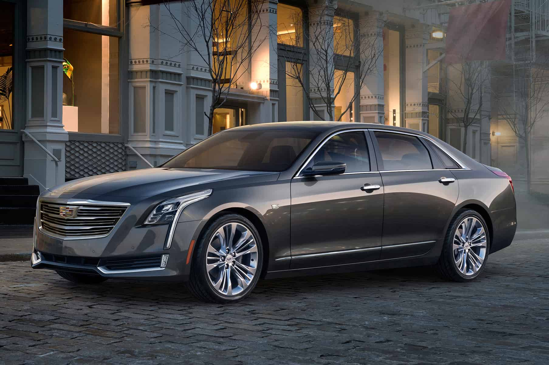 how is trend motor first cars review a drive three front cadillac much quarter
