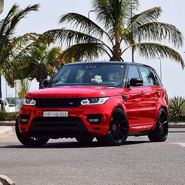 2016 land rover range rover sport review global cars brands. Black Bedroom Furniture Sets. Home Design Ideas