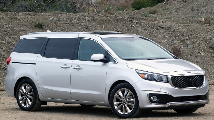 2017 Kia Sedona Review - Global Cars Brands