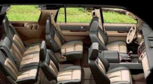 Interior Of 2017 Ford Expedition
