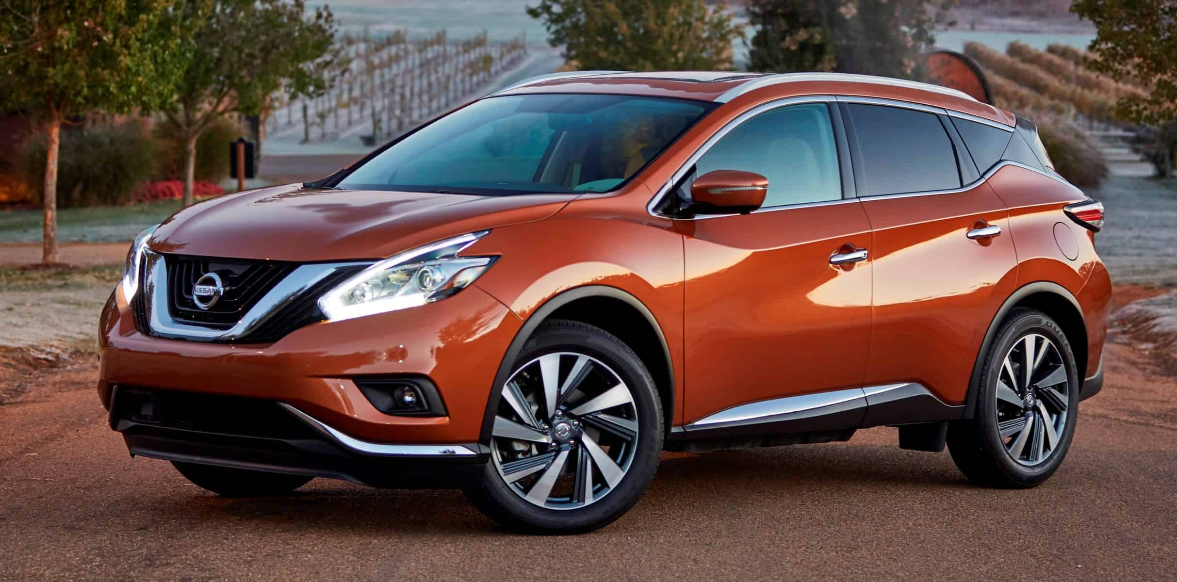 2017 Nissan Murano Review Global Cars Brands