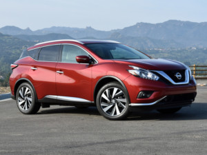 2017 Nissan Murano Safety