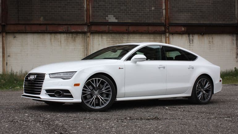 2017 Audi A7 Review - Global Cars nds