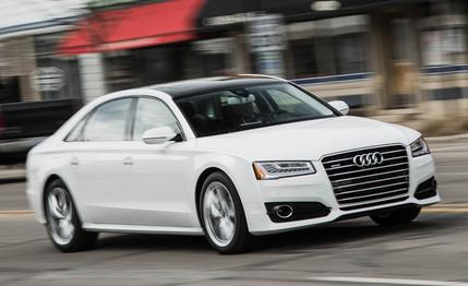 2017 Audi A8 Review - Global Cars nds