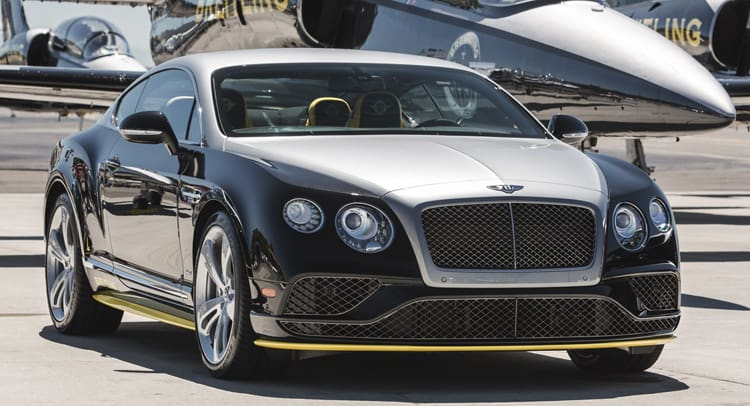 2017 bentley continental gt speed review - global cars brands