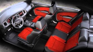 Interior Of 2017 Dodge Challenger R/T