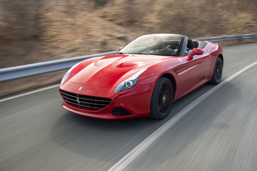 Ferrari California T >> 2017 Ferrari California T Review Global Cars Brands