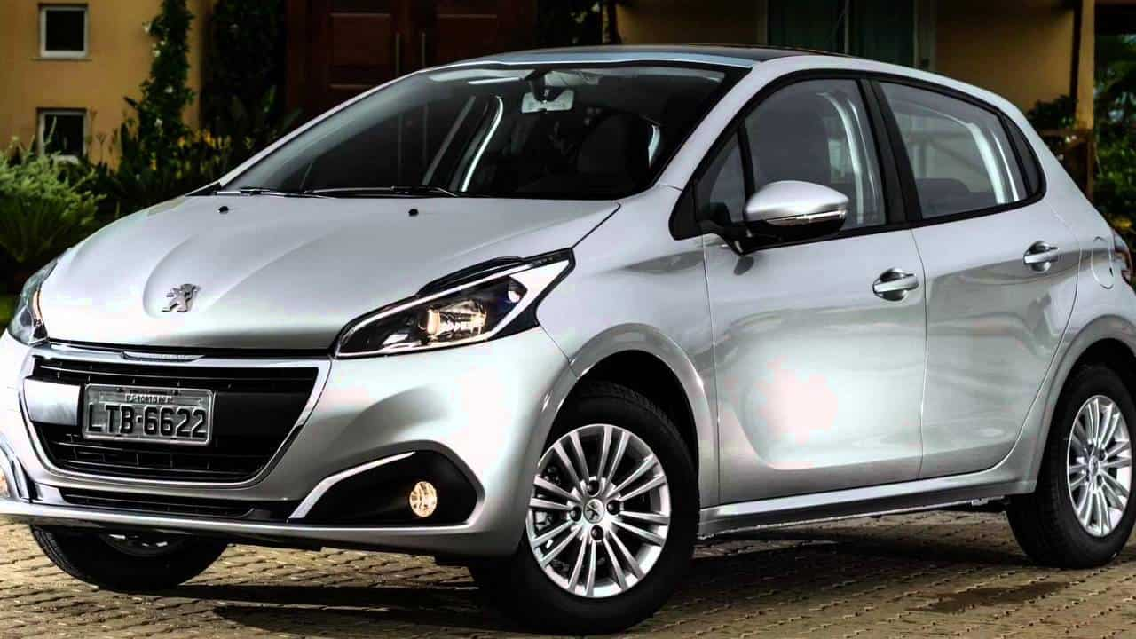 2017 peugeot 208 review global cars brands. Black Bedroom Furniture Sets. Home Design Ideas