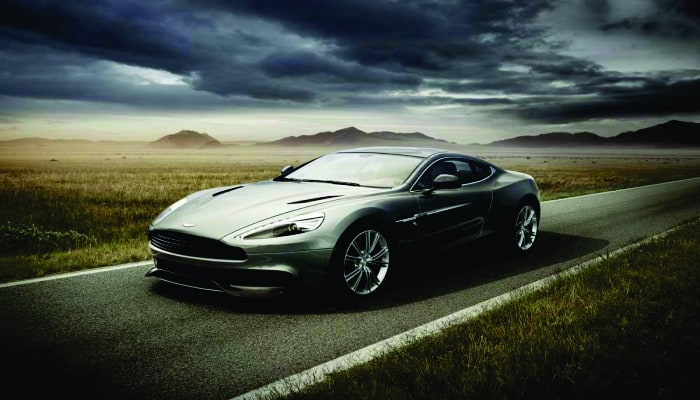 Aston Martin Vanquish Review Global Cars Brands - Old aston martin vanquish