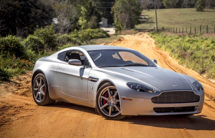 Aston Martin Vantage Review Global Cars Brands - Aston martin vantage maintenance