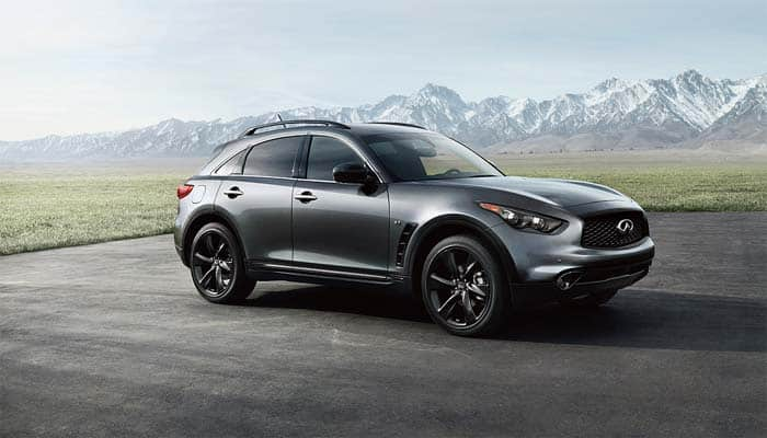 2017 Infiniti Qx70 Review