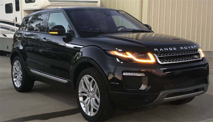 2018 range rover evoque review global cars brands. Black Bedroom Furniture Sets. Home Design Ideas