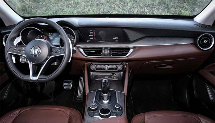 2018 alfa romeo stelvio review global cars brands. Black Bedroom Furniture Sets. Home Design Ideas