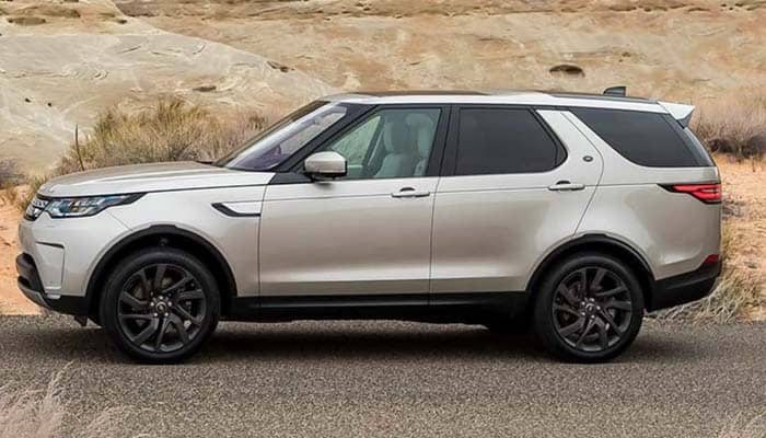 2018 Land Rover Discovery Review Global Cars Brands